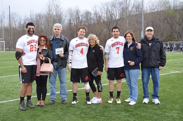 2015 Men's Lacrosse Senior Day